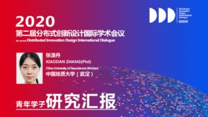 XIAODAN ZHANG(Phd) from China University of Geosciences (Wuhan)
